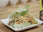 Ginger Teriyaki Lettuce Wraps