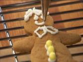 Gingerbread People Cookies Hd