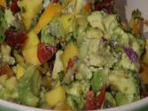 Avocado-mango Salsa