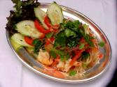 Chinese Noodle And Prawn Salad