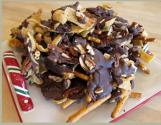Texas Chocolate Bark
