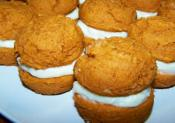 Gluten Free Pumpkin Whoopie Pie