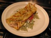 Gluten Free Savory Crepe