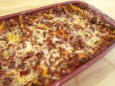 Gluten Free Beef And Sausage Lasagne