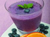 Go Green Raw Blueberry Shake 