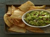 Easy Appetizers: Goat Cheese Guacamole