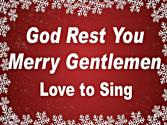 Kids Christmas Songs | God Rest You Merry Gentlemen