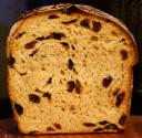 Golden Raisin Tea Loaf