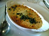 Potato Spinach Gratin