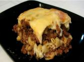 Pastitsio - Lynn's Greek Meat And Pasta Casserole