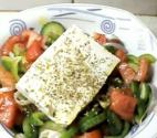 The Greek Cook:greek Salad