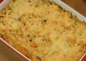 Greek Turkey Pastitsio