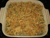French Beans And Mushroom Casserole