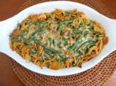 Healthy Green Bean Casserole For Thanksgiving