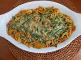 Betty&#039;s Version Of Campbell&#039;s Classic Green Bean Casserole