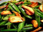 Easy Breezy Green Beans - Asian Side Dish