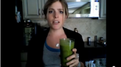 Cooking With Jess - The Green Monster