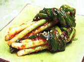 Green Onion Kimchi ()