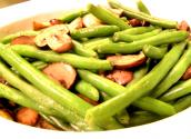 Gruyere And Green Bean Salad