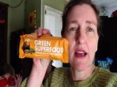 Green Superfood High Protein Energy Bar