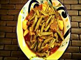 Green Beans Stew (khoresht Loobia Sabz) 