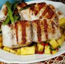Home Made Grilled Mahi Mahi