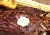 Grilled Beef Sirloin Steak