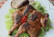 Grilled Chicken With Calabrian Pepper Marinade