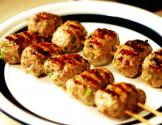 Grilled Lamb Kebabs