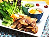 Grilled Pork Belly (삼겹살)