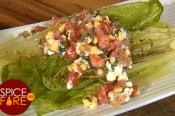 Classic Grilled Romaine Salad