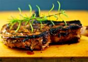 Plume De Veau Grilled Veal Chops With Tarragon