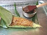 Grilled Corn With Spiced Butter