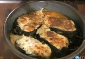 Baked Grouper Chili Rellenos