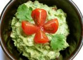 Guacamole With Green Onion