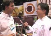 Guillermo Trias At The National Restaurant Association, Chicago