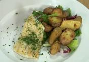 Italian Haddock Piccata