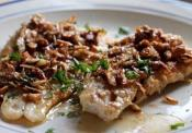 Halibut Fillets Elegante