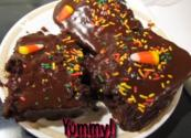 Fun Halloween Brownie Treats