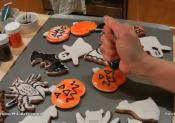Spooky Halloween Cookies