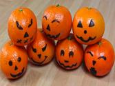 How To Make Halloween Oranges
