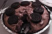 Halloween Special Oreo Pie