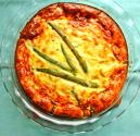 Ham, Egg, And Asparagus Casserole
