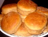 Thirty Minute Hamburger Buns