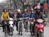 Hanoi Traffic Survival