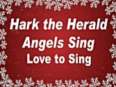 Kids Christmas Songs | Hark The Herald Angels Sing