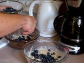 Healthy Blueberry Oatmeal