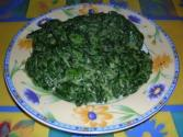 Healthier Cheesy Nutty Creamed Spinach - A Mother's Day Special