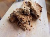 Healthy Cinnamon And Raisin Flapjacks