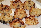 Healthy And Tasty Coconut Macaroons